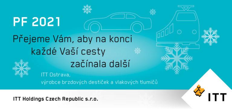 Hezké Vánoce a šťastný nový rok