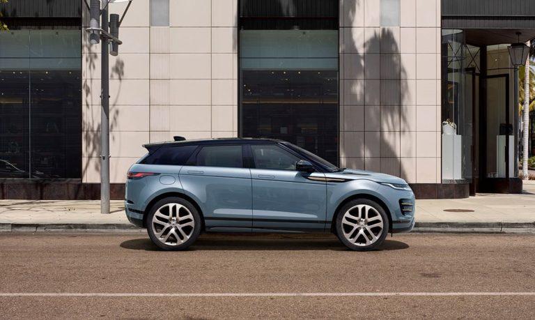 Range Rover aneb s pohonem všech kol